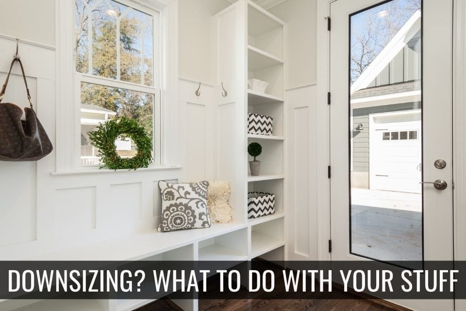 Twin Cities Downsizing a Home