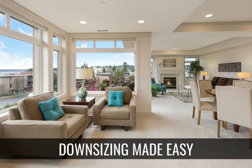 Down sizing your Twin Cities Home